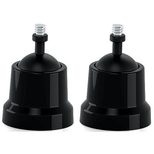 Netgear Arlo Pro 2x Kamerahalterungen für den Außenbereich schwarz | 0606449128017
