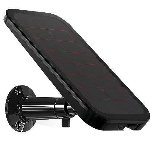 Netgear Arlo Pro/Go Solar Panel 1,8m Kabel mit Befestigung schwarz | 0606449114935