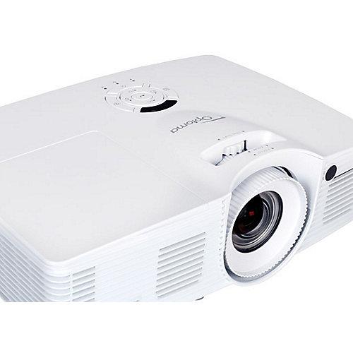 DH401 DLP-Beamer HDMI-MHL/USB/WLAN/VGA/RCA/LAN FullHD 3D 4000Lumen LS | 5055387650084