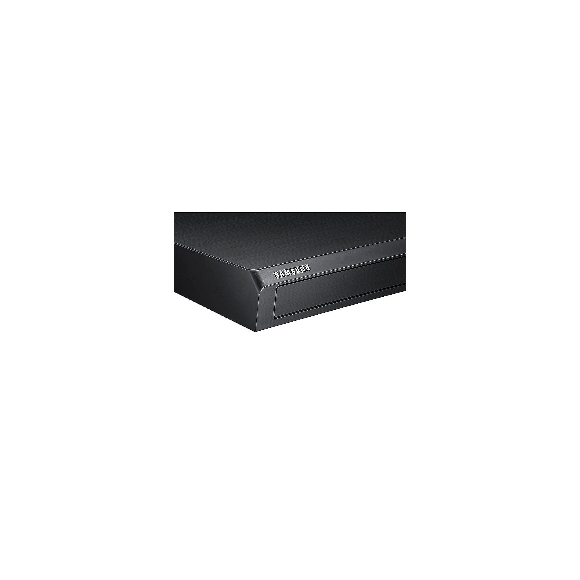 samsung ubd m9500 uhd bd player mit wlan wifi 3d 4k wiedergabe schwarz cyberport. Black Bedroom Furniture Sets. Home Design Ideas