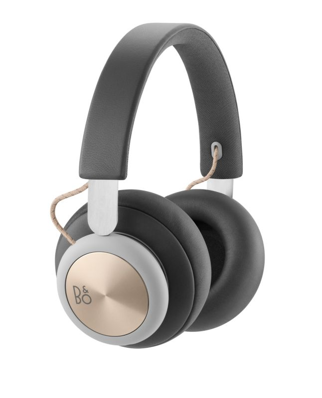 .B&O PLAY BeoPlay H4 Over Ear Bluetooth Kopfhörer dunkelgrau