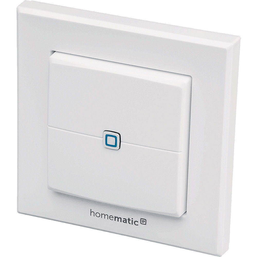 Deutsche Telekom Smart Home Wandtaster (HomeMatic IP)