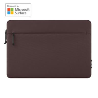 Incipio  Truman Nylon Sleeve für Microsoft Surface Pro 4 and Pro (2017) dunkelrot | 0191058028464