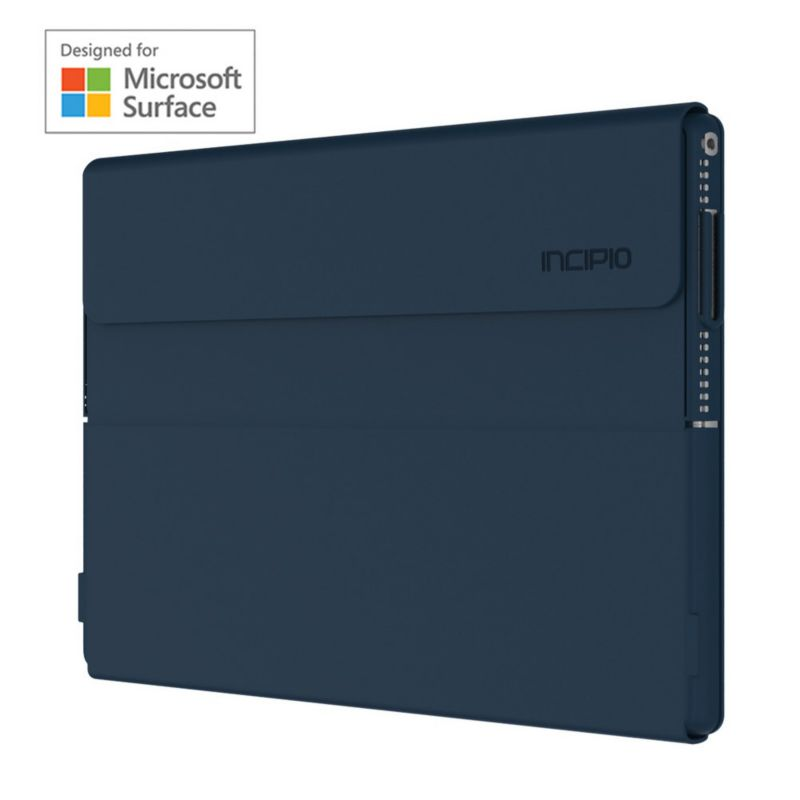 Incipio Faraday Folio Case für Microsoft Surface Pro 4 & Pro (2017) cobaltblau