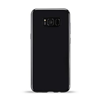Artwizz  NoCase Backcover für Samsung Galaxy S8, schwarz transluzent | 4260458882733