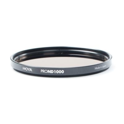 Hoya  PRO ND 1000 82 mm Graufilter   0024066057358