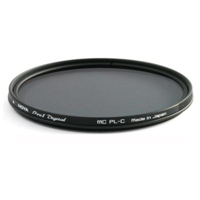 Hoya  Polfilter circular Pro 1 Digital HMC 55 mm Polarisationsfilter   0024066040558