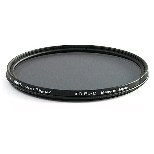 Hoya Polfilter circular Pro 1 Digital HMC 62 mm Polarisationsfilter