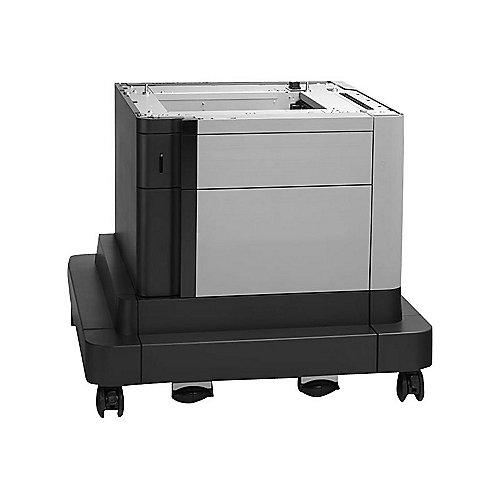 HP  HP CZ262A Druckerunterschrank mit Medienzuführung 500 Blätter in 1 Schublade   0887758196069