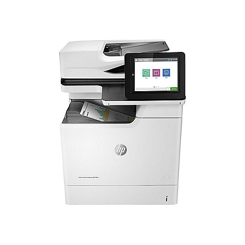 HP Color LaserJet Enterprise M681dh MFP Farblaserdrucker Scanner Kopierer LAN