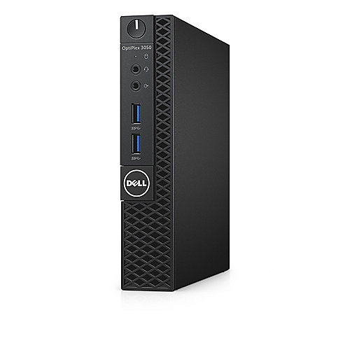 DELL OptiPlex 3050 MFF - i3-7100T 4GB 500GB HDD Intel HD 630 DVD ROM W10P