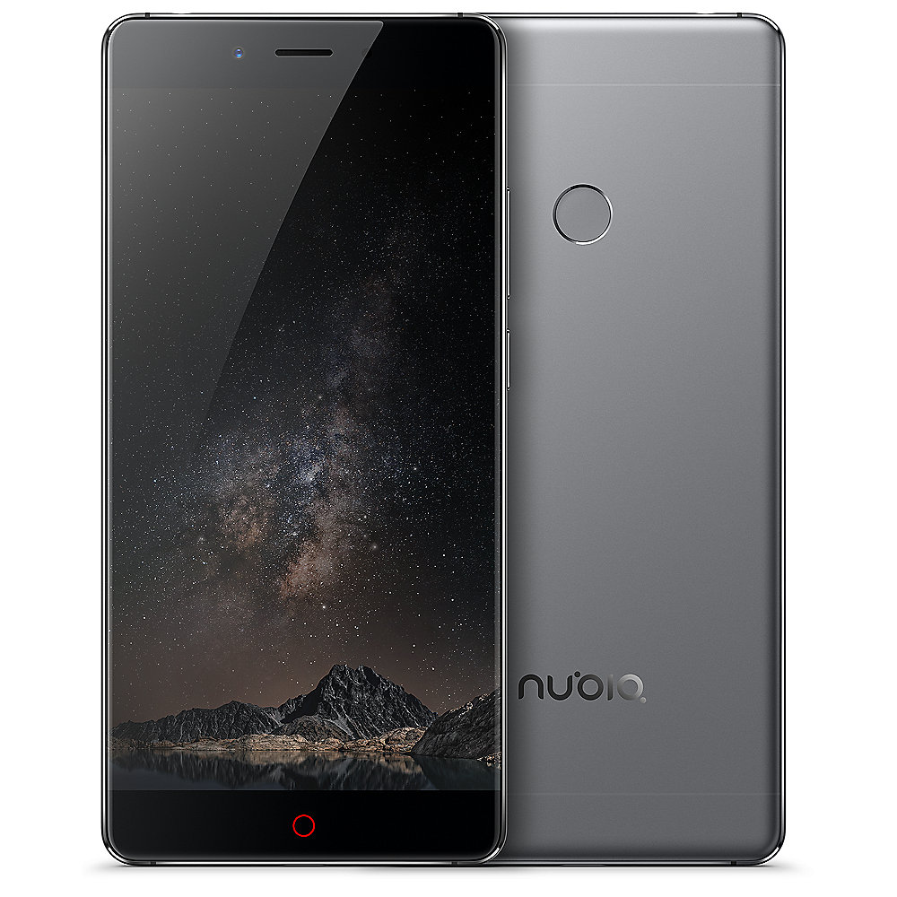 Nubia Z11 64GB grey Android 6.0 Smartphone