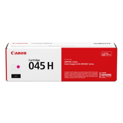Canon  1244C002 Original Toner Magenta 045H ca. 2.200 Seiten | 4549292073720