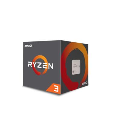 AMD  Ryzen R3 1200 (4x 3,1/3,4 GHz) MB Sockel AM4 CPU mit Wraith Stealth Kühler | 0730143308489