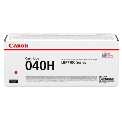Canon  0457C001 Original Toner Magenta 040H ca. 10.000 Seiten | 4549292058253