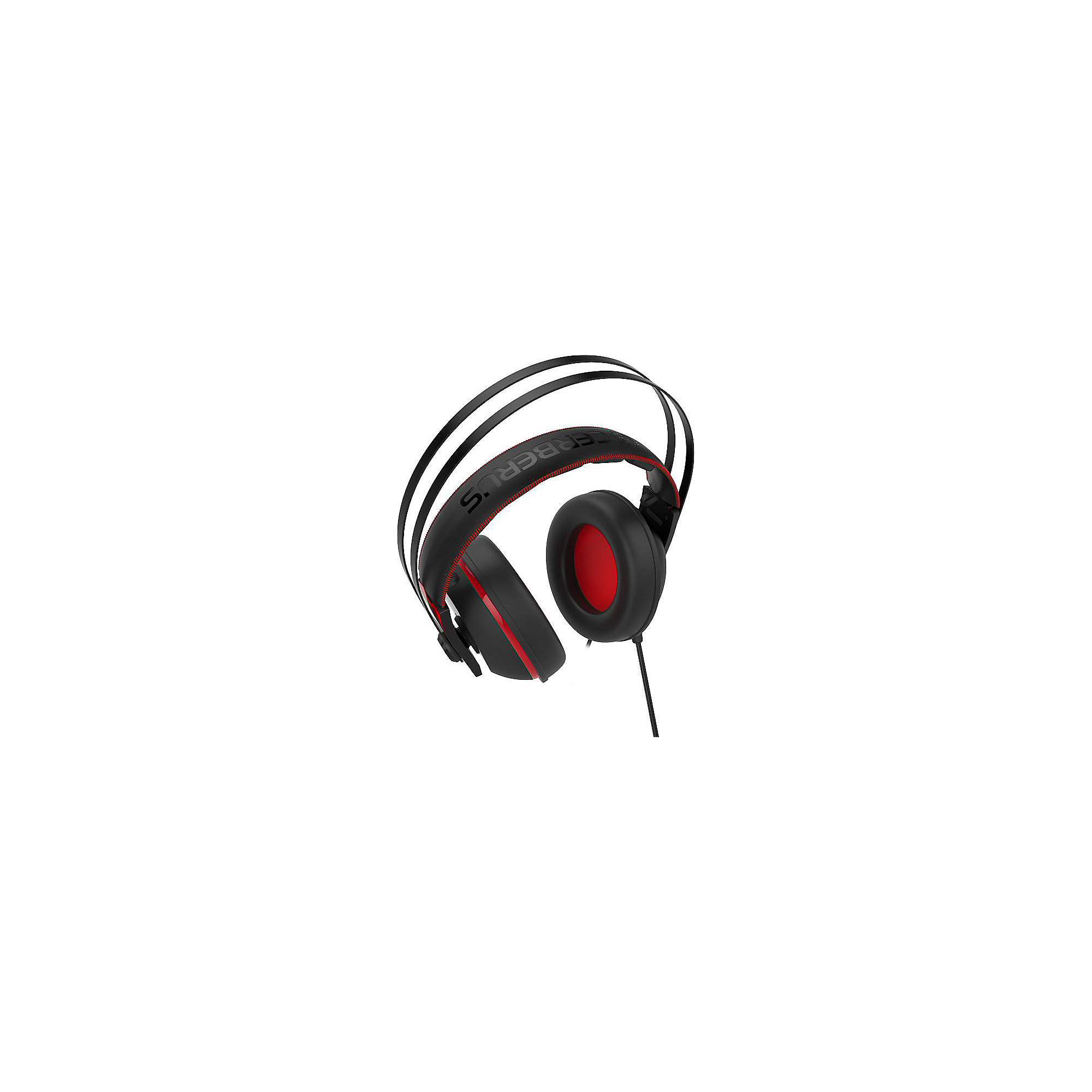 Asus Cerberus V2 Gaming Headset 3,5mm Klinke rot