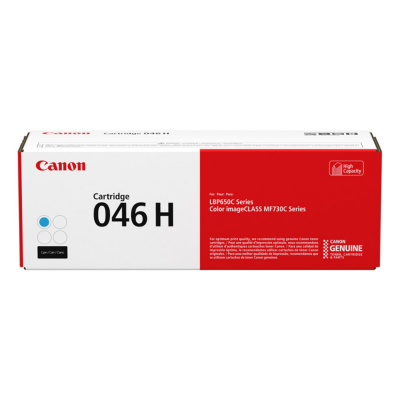 Canon  1253C002 Original Toner Cyan 046H ca. 5.000 Seiten | 4549292074017