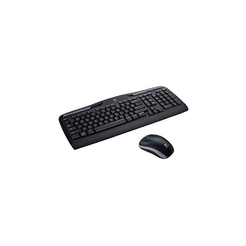 Logitech MK330 Wireless Combo Desktop Maus-Tastaturkombination