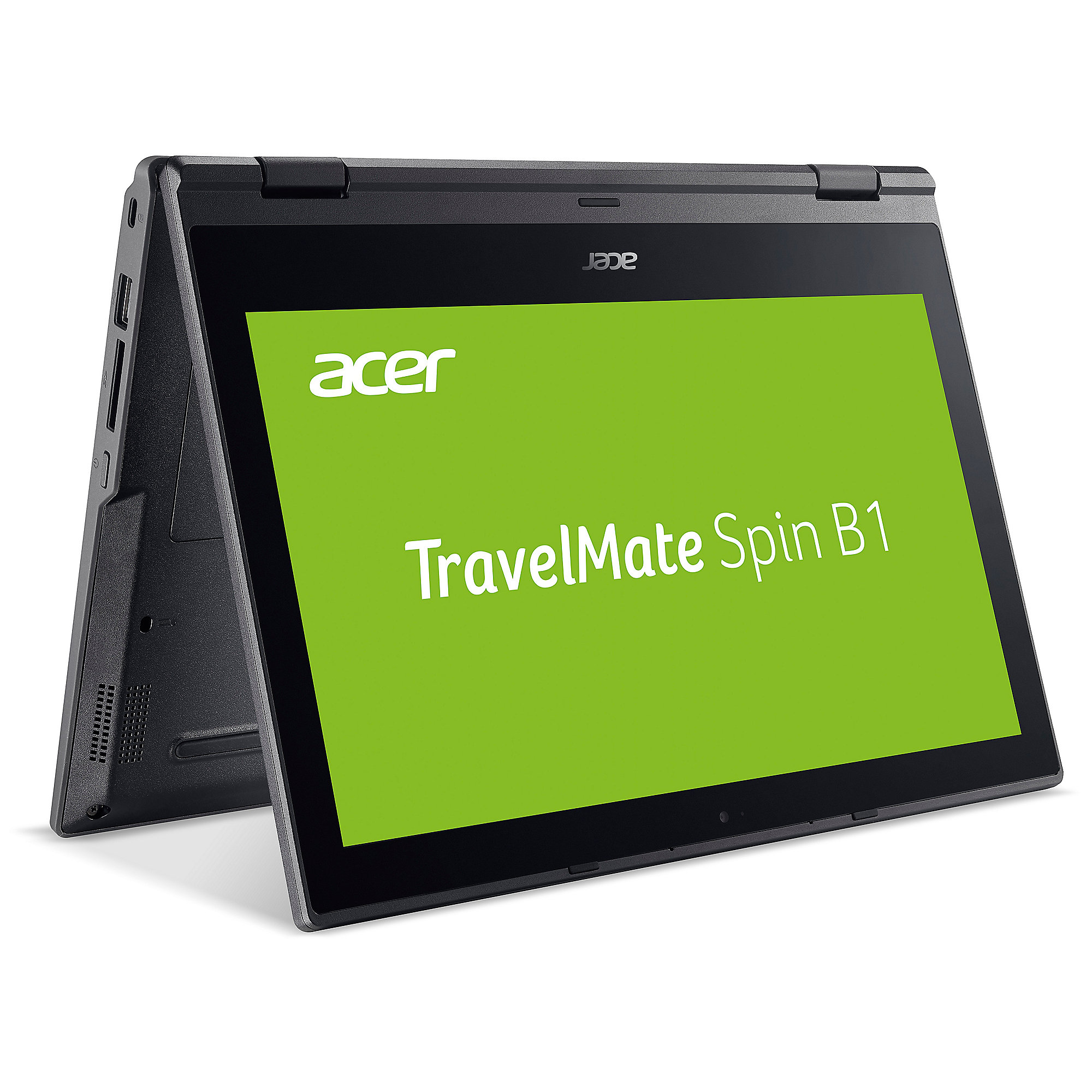 "Acer TravelMate B118-RN-P10F N4200 4GB/256GB SSD 11"" Touch FHD W10P"