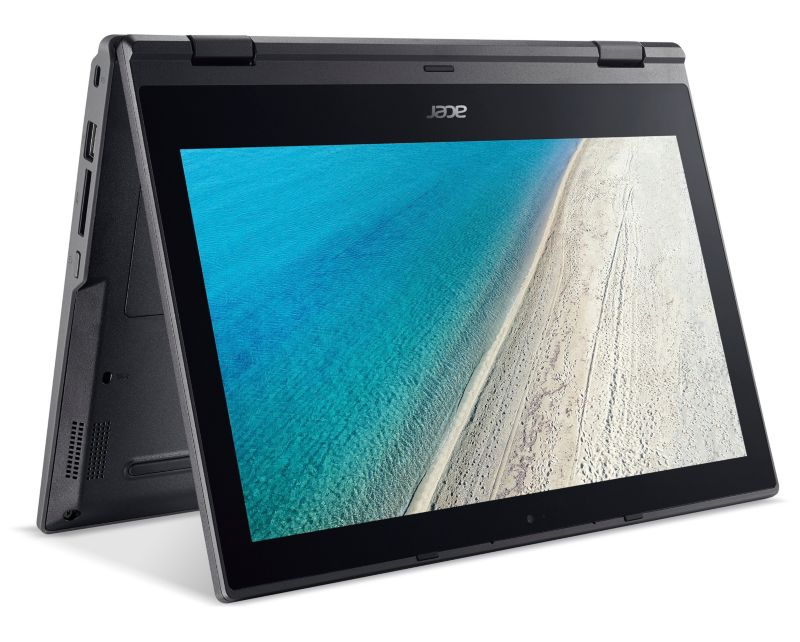 "Acer TravelMate B118-RN-C42Z N3450 4GB/128GB SSD 11"" Touch FHD nOS"