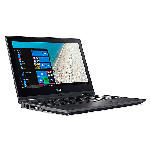 "Acer TravelMate B118-RN-P7UK N4200 4GB/128GB SSD 11"" Touch FHD W10P"