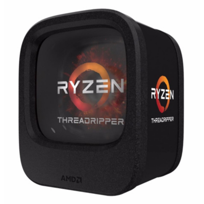 AMD  Ryzen Threadripper 1900X (8x 3,8 (Boost 4,0) GHz) 16MB Sockel TR4 CPU Box | 0730143309042