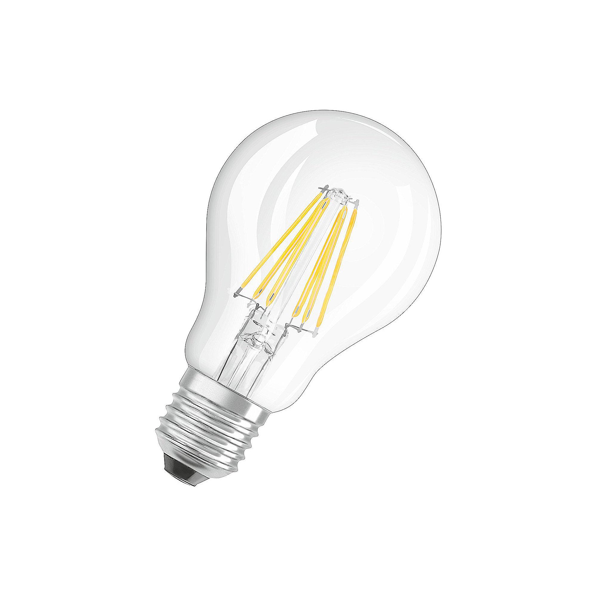 osram led star glowdim classic a birne 7w e27 filament klar warmwei dimmbar cyberport. Black Bedroom Furniture Sets. Home Design Ideas