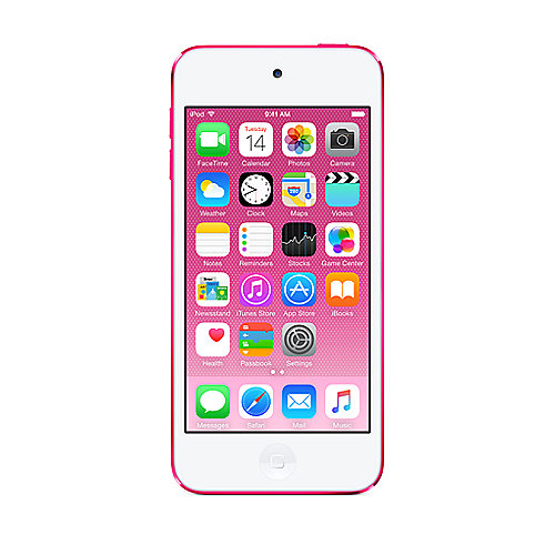 Apple iPod touch 64 GB Pink - MKGW2FD/A