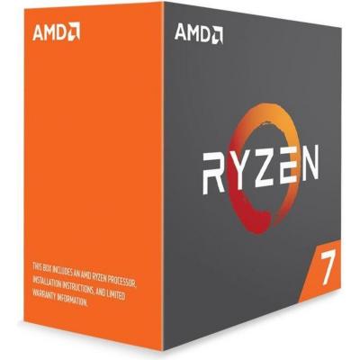 AMD  Ryzen R7 1800X (8x 3,6/4,0GHz) 16MB Sockel AM4 CPU BOX | 0730143308366