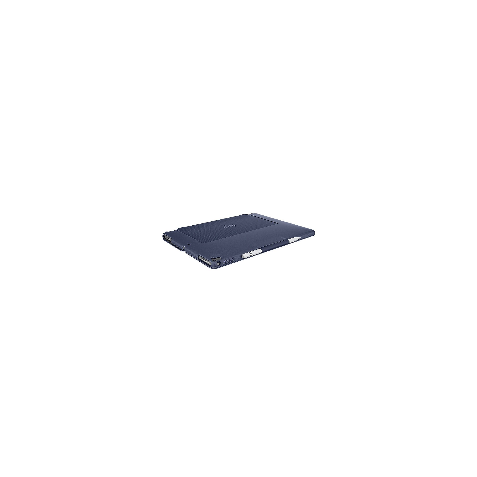 logitech slim combo h lle und tastatur f r ipad pro 12 9. Black Bedroom Furniture Sets. Home Design Ideas