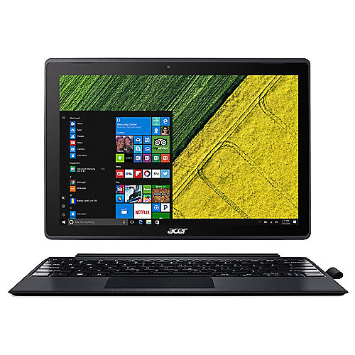 Acer Switch 3 Pro SW312 2in1 Touch Notebook N4200 eMMC Full HD Windows 10 Pro | 4713883234405
