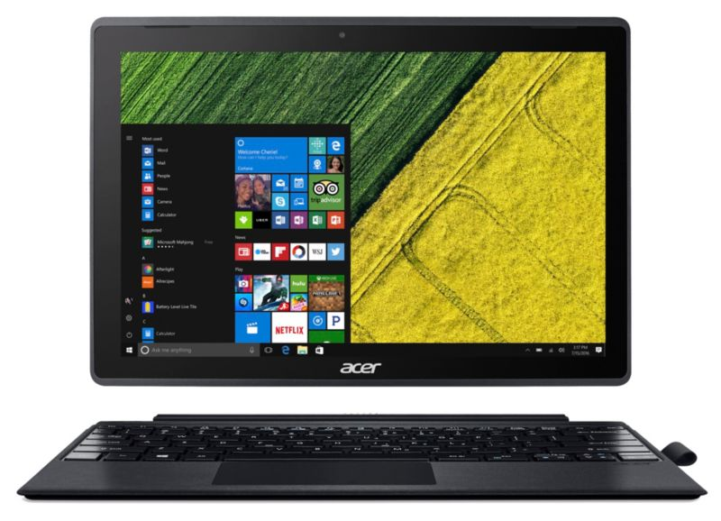 "Acer Switch 3 SW312-31-C8E0 N3350 4GB/64GB eMMC 12"" WUXGA 2in1 Touch W10"