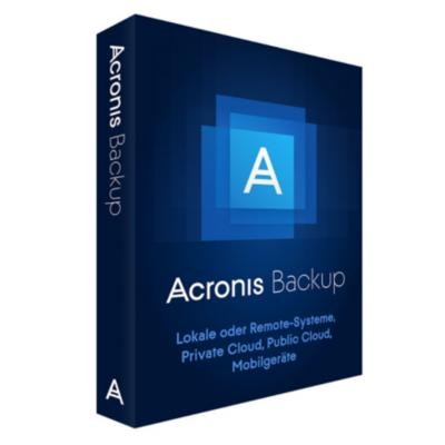 Acronis  Backup 12 Server, Box   4260019575166