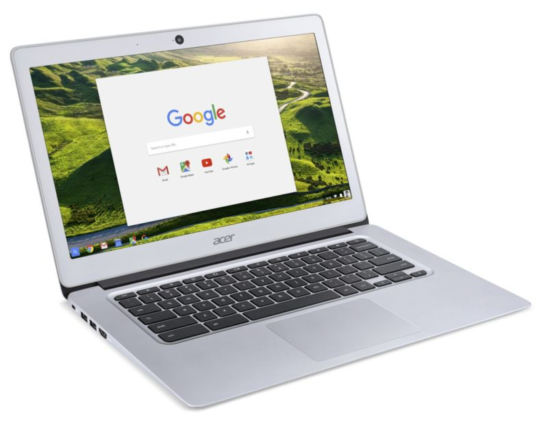 "Acer Chromebook CB3-431-C8Z1 N3050 2GB/32GB eMMC 14"" HD ChromeOS"