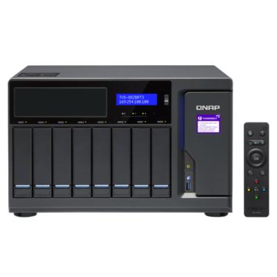 QNAP  TVS-882BRT3-i7-32G NAS System 8-Bay | 4713213511749
