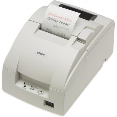Epson  TM U220B Quittungsdrucker Nadeldrucker Farbe 9 Pin seriell | 8715946191065