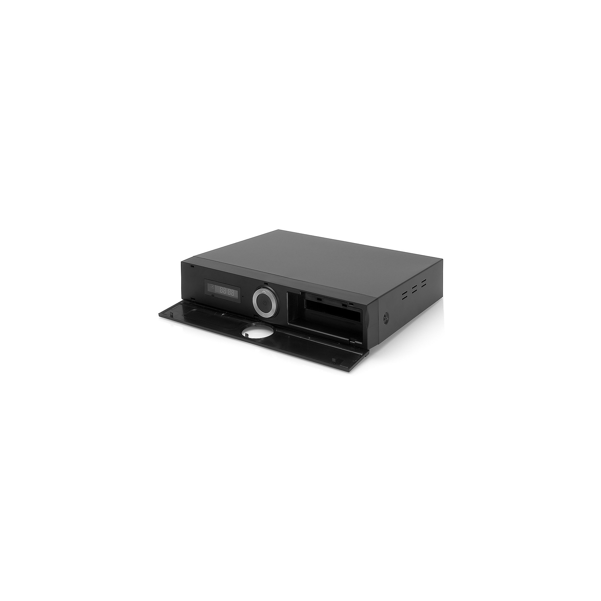 Xoro HRT 8772 HDD DVB-T2HD PVR Twin-Receiver Freenet TV schwarz H.265