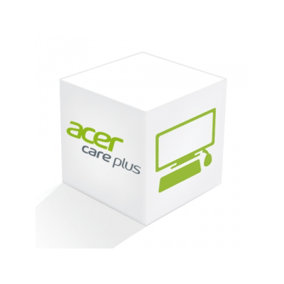 Acer  Care Plus 3 Jahre Einsende-/Rücksendeservice  All-In-One PCs   4712842940807