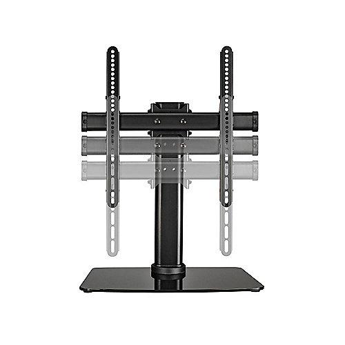 TV-Standfuß Full-Motion bis 140cm/55´´, Alu/Sch...