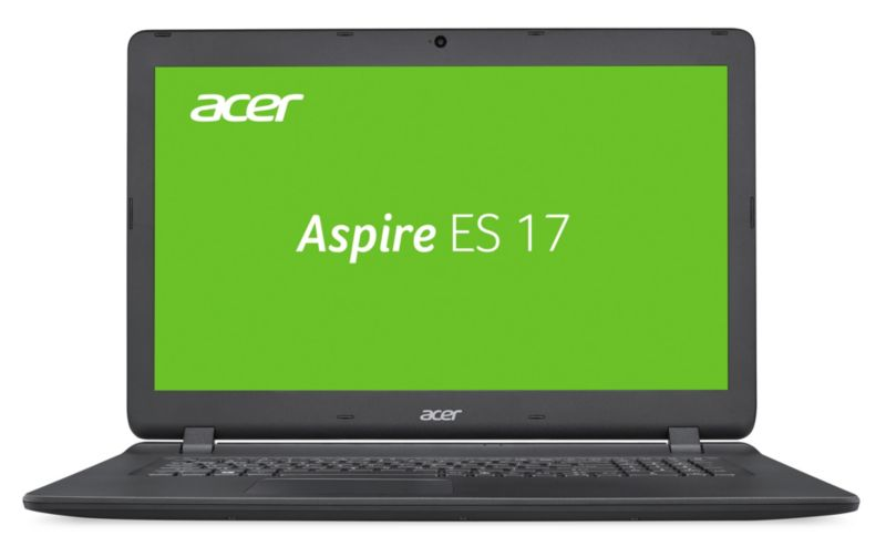 "Acer Aspire 7 ES1-732-C1ZX N3350 4GB/500GB HDD Intel HD 17.3"" FHD W10 FC"