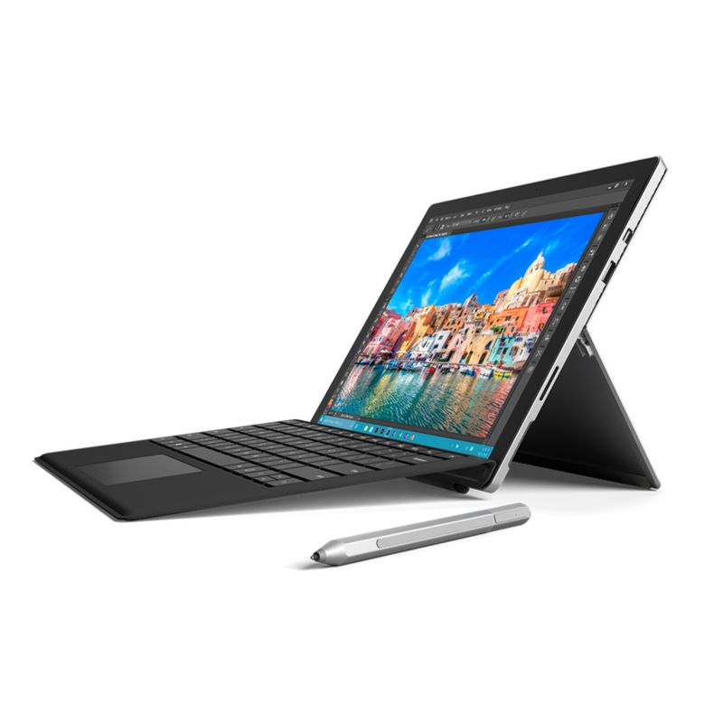 Microsoft Surface Pro 4 Type Cover schwarz