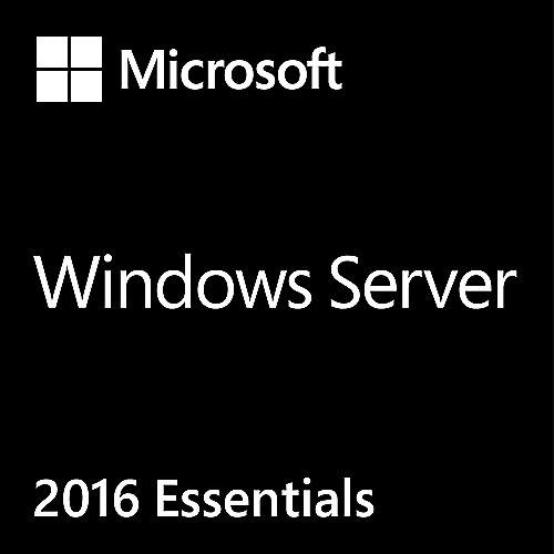 Windows Server 2016 Essentials 1-2 CPU 64Bit DE COEM DVD ++
