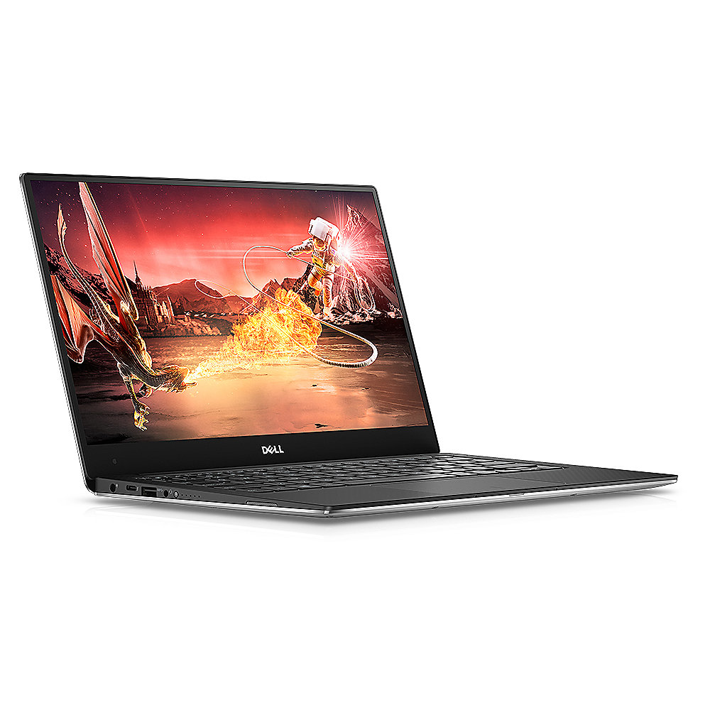 "DELL XPS 13 9360 - i5-7200U 8GB/128GB SSD 13"" FHD Intel HD 620 Win10"