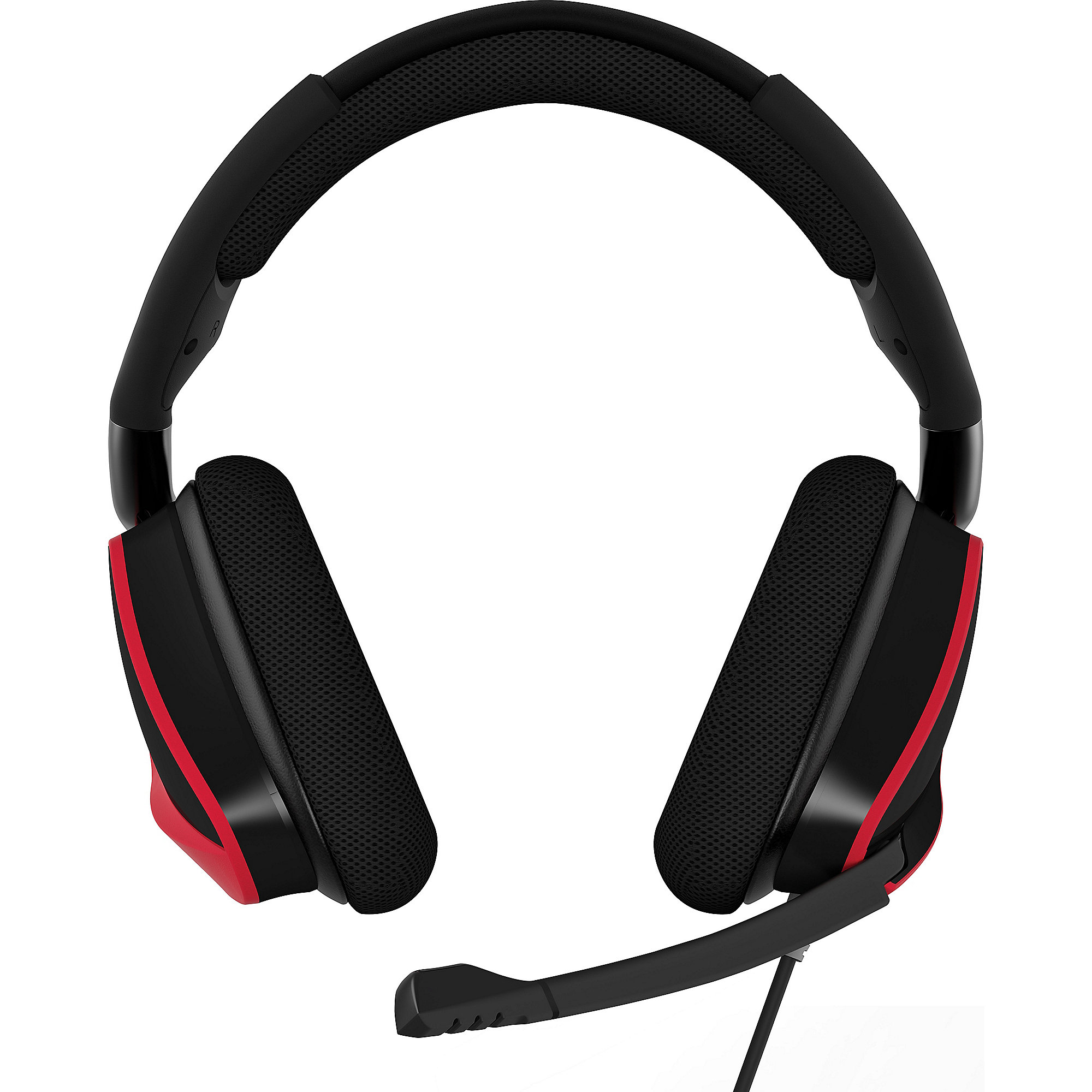 Corsair Gaming VOID PRO RED USB Surround Hybrid Stereo Dolby 7.1 Gaming Headset