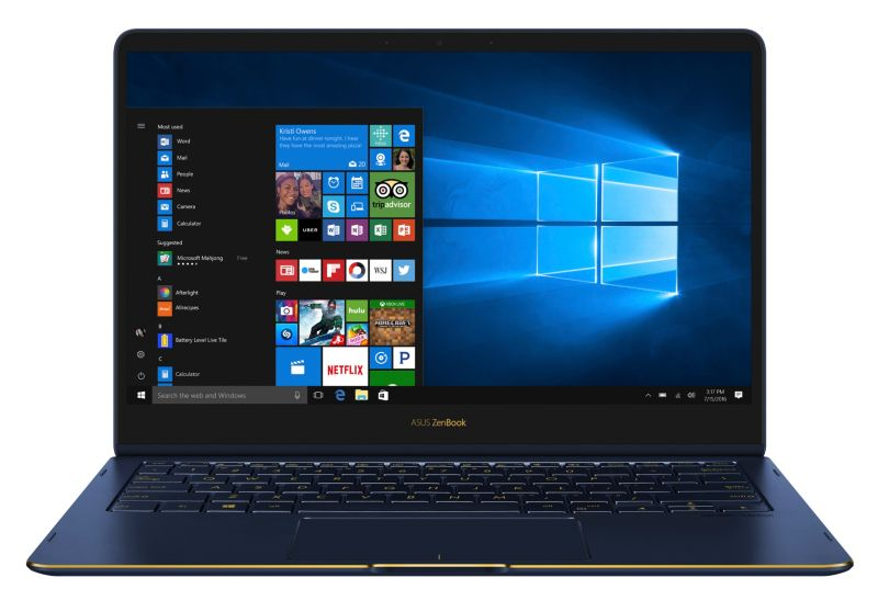 "Asus Zenbook Flip S i5-7200U 8GB/256GB SSD 2in1 Touch 13"" FHD W10"