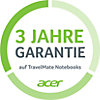 Acer Advantage 3 Jahre Carry In (inkl. 3 Jahre ITW) Aspire & TravelMate