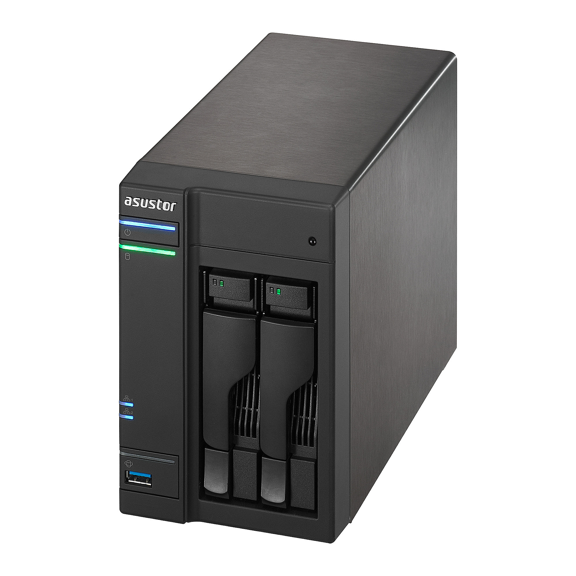 ASUSTOR AS6302T NAS System 2-bay