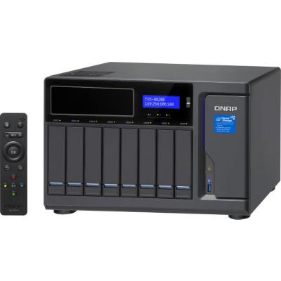 QNAP  TVS-882BR-I5-16G NAS System 8-Bay | 4713213511282