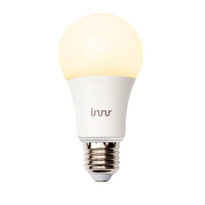 Innr Lighting BV Innr smarte LED Lampe 9W (60W) E27 matt warmweiß dimmbar   8718781551230