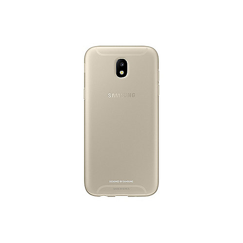Samsung EF-AJ530 Jelly Cover für Galaxy J3 (2017) gold